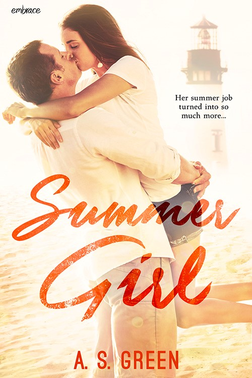 Summer Girl by A.S. Green