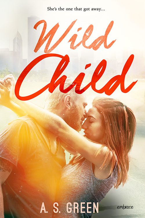 Wild Child Book by A.S. Green